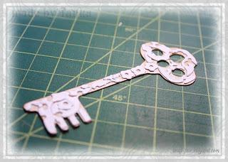 paper key