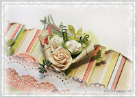 paper flowers for scrapbook