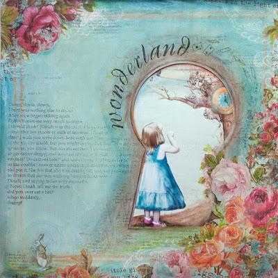 Lera in Wonderland
