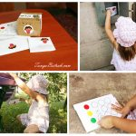Creative mom. Treasure hunt