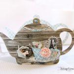 Tea Bag Stand