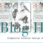 Blog Hop - Paper Art stamps