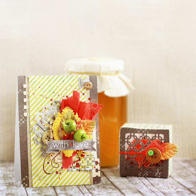 DIY Beautiful Fall Card