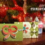 Christmas Card Holder Cut File