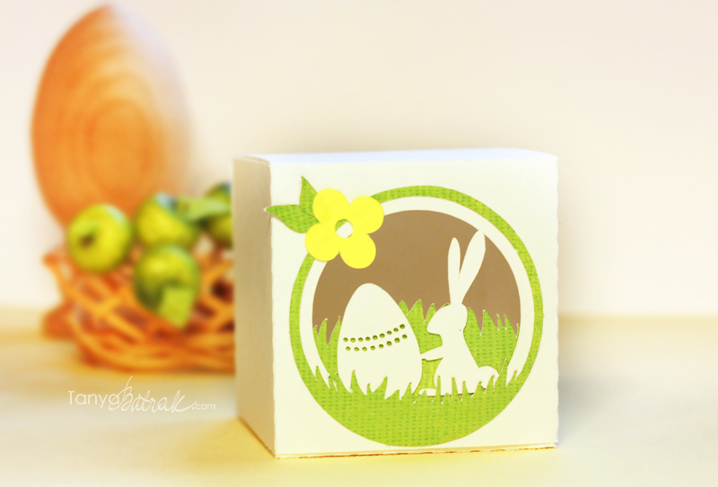 Easter Box Cut File