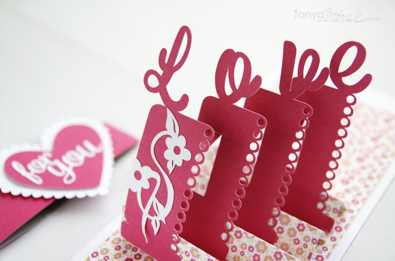 Pop Up Cards Cut Files