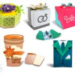 Gift Boxes and Cards Cut Files