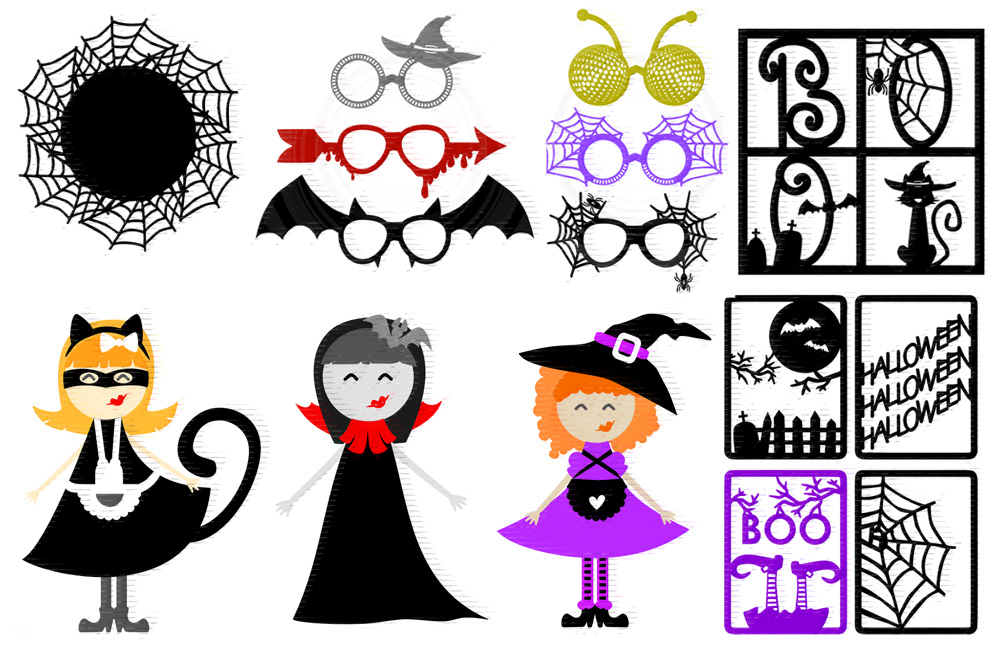 SVG Files for Cricut, Silhouette, Sizzix, and Other Electronic Cutting Machines
