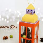 DIY Paper Lantern Box