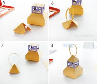 DIY  Lantern Box