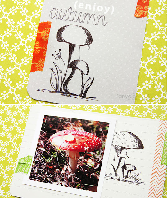 Use Silhouette Cameo to make cards for pocket scrapbooking