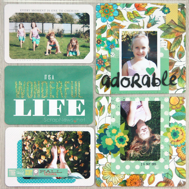 Pocket Scrapbooking Ideas • DIY Journaling Cards