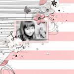 Sweet Memories ♥ Digital Scrapbooking Layout