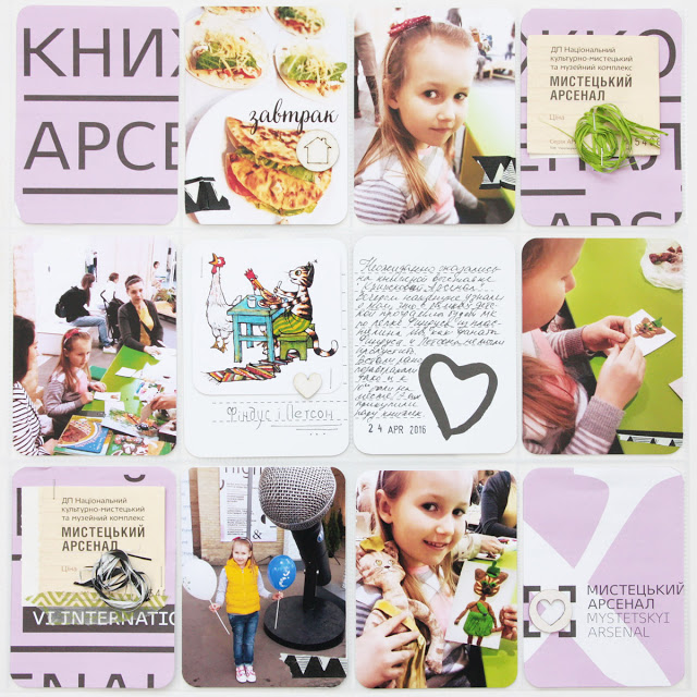 Pocket scrapbooking: Tips ans Tricks