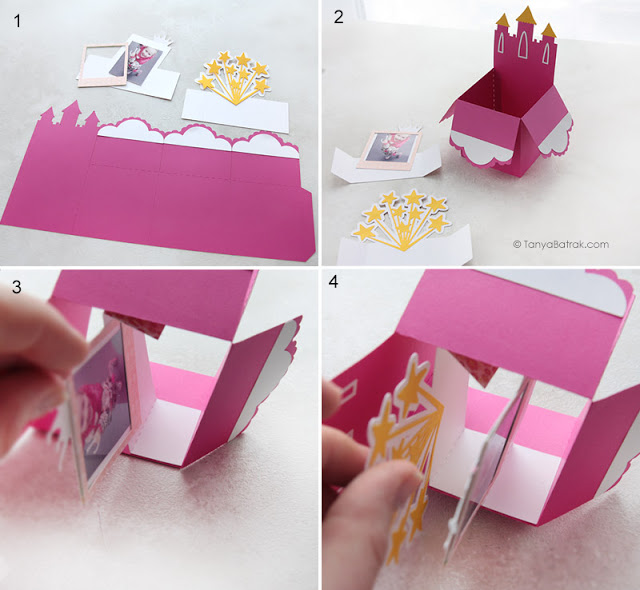castle box cart tutorial