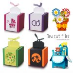 Baby and Wedding Favour Boxes