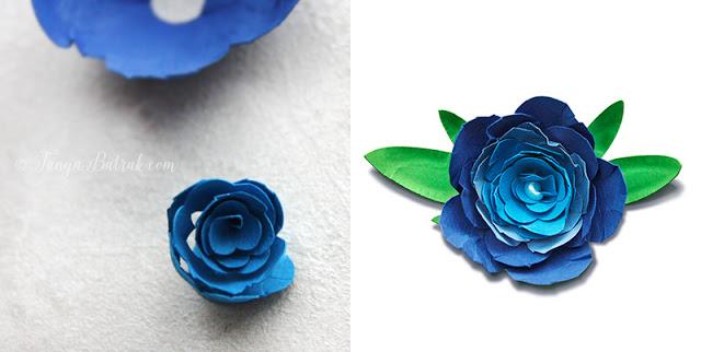 cut file 3D flower