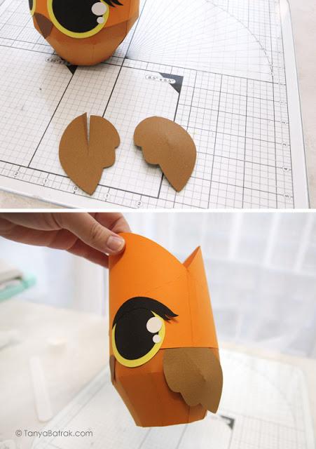 owl box cut file