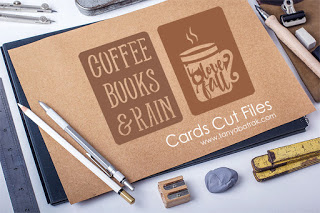 coffee pocket scrapbooking cards