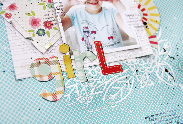how to use stencils on layout background