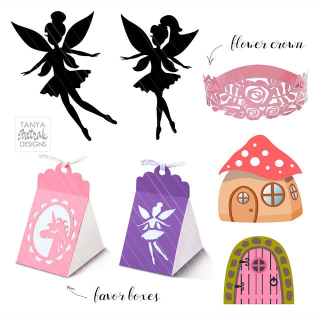diy fairy party ideas