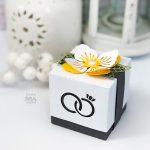 Wedding Favor Box SVG