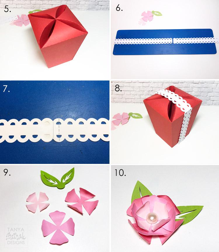 DIY Gift Box for Valentine s Day