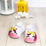 Unicorn Party Decoration - Unicorn Baby Shoes