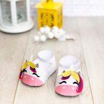 Unicorn Party Decoration - Unicorn Baby Shoes