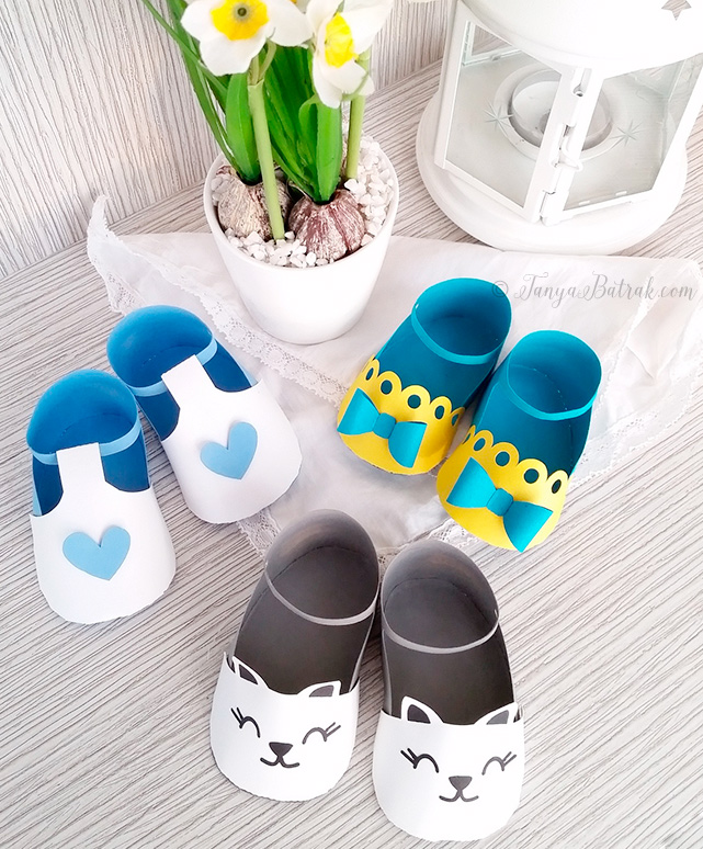 Unicorn Party Decoration Unicorn Baby Shoes