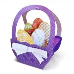 Easter Basket Box Card