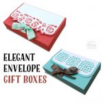 Elegant Envelope Gift Boxes