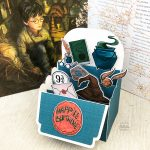 Free Download Harry Potter Box Card