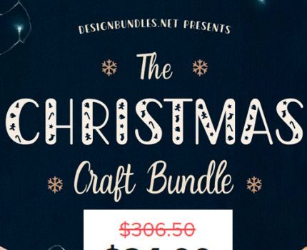 The Christmas Craft Bundle SVG