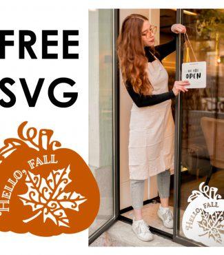 Free Fall SVG